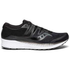 saucony Ride ISO Schoenen Heren, black
